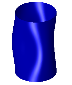 Rigorous Derivation of the Formula for the Buckling Load in Axially Compressed Circular Cylindrical Shells