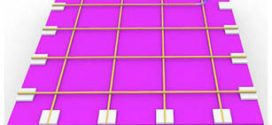 Simple, Inexpensive, and Rapid Approach to Fabricate Cross-Shaped Memristors