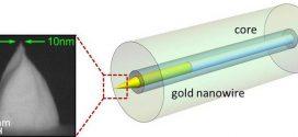 Hybrid-Mode-Assisted Long-Distance Excitation of Short-Range Surface Plasmons in a Nanotip-Enhanced Step-Index Fiber-advances in engineering