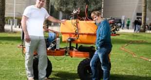 Human-robot collaborative site-specific sprayer. Advances in Engineering