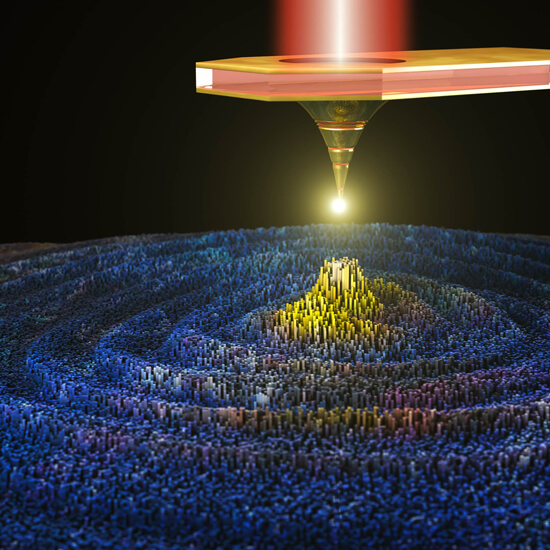 Near-Field Plasmonic Probe with Super Resolution and High Throughput and Signal-to-Noise Ratio. Advances in Engineering