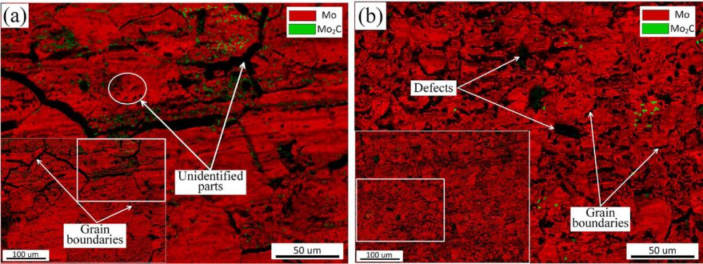 Microstructure evolution and embrittlement of electron beam welded TZM alloy joint. Advances in Engineering