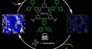 Fast Detection of Toxic Pesticides by Fluorescent Microporous organic polymers - Advances in Engineering