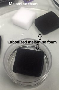 """Efficient Water Desalination by Robust """"Cleaning Sponge"""".. Advances in Engineering"""
