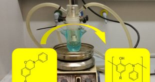 Sustainable photopolymerization of benzoxazines at room temperature in aqueous media - Advanced Engineering