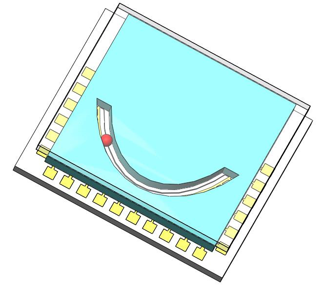 liquid MEMS inclinometer sensor - Advances in Engineering