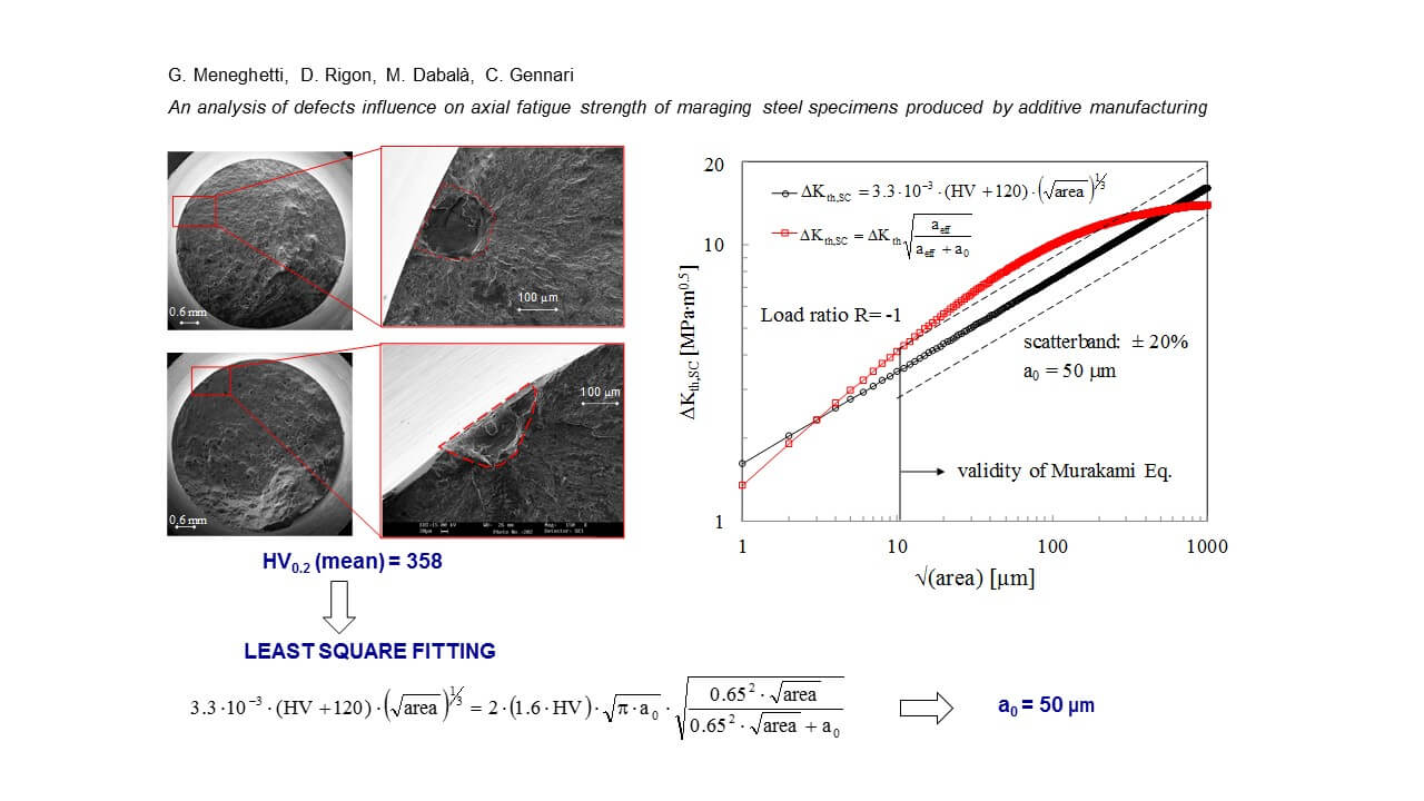 Design for structural durability of additively manufactured maraging steels taking into account inherent material defects - Advances in Engineering