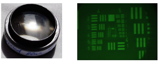 Imaging-quality 3D-printed centimeter-scale lens - Advances in Engineering