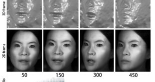 Towards anti-spoofing biometrics: 3D talking face - Advances in Engineering