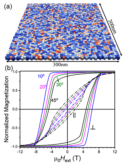 Next generation magnetic recording media with better signal-to-noise ratio --- magnetic in-plane components of FePt-based HAMR media - Advances in Engineering