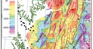Western Davis Strait, a volcanic transform margin with potential petroleum resources in the Canadian eastern Arctic. - Advances in Engineering