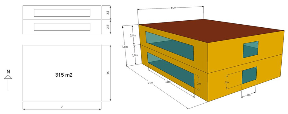 System design and feasibility of trigeneration systems with hybrid photovoltaic-thermal (PVT) collectors for zero energy office buildings in different climates - Advances in Engineering