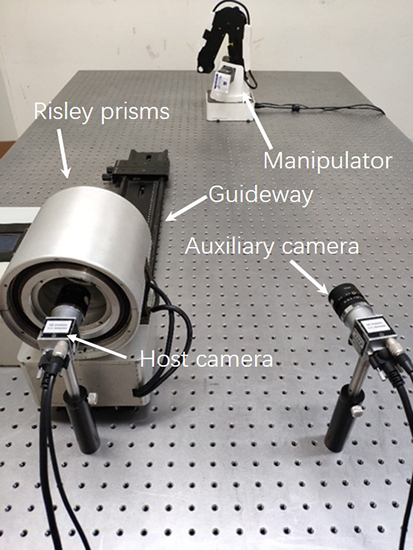 A high-precision visual tracing method of variable boresight for robot guidance - Advances in Engineering