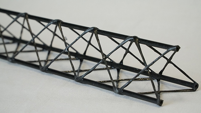 WrapToR composite truss structures: Improved process and structural efficiency - Advances in Engineering