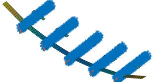 Propeller influence on the aeroelastic stability of High-Altitude Long Endurance aircraft - Advances in Engineering