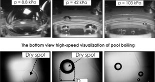 Effect of subatmospheric pressures on heat transfer, vapor bubbles and dry spots evolution during water boiling - Advances in Engineering