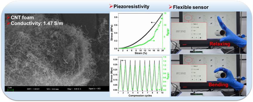 Flexible Sensor based on Three Dimensional Polymer Nanocomposites - Advances in Engineering