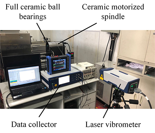 Model-based uneven loading condition monitoring of full ceramic ball bearings in starved lubrication - Advances in Engineering