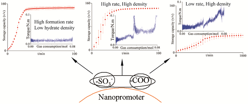 Novel nanopromoters achieve the improvement of formation kinetics and apparent density of methane hydrates simultaneously - Advances in Engineering
