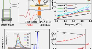 Magneto-optical properties of monolayer MoS2-SiO2/Si structure measured via terahertz time-domain spectroscopy - Advances in Engineering