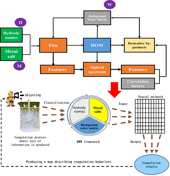 A key step to develop an AI model for coagulation process is to know HMW framework - Advances in Engineering